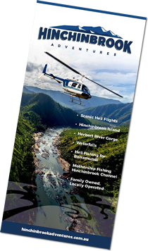 Hinchinbrook Adventures Brochure