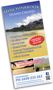 Hinchinbrook Island Cruises